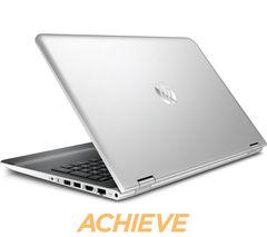 "HP Pavilion x360 15-bk057sa 15.6"" 2 in 1 - Silver"