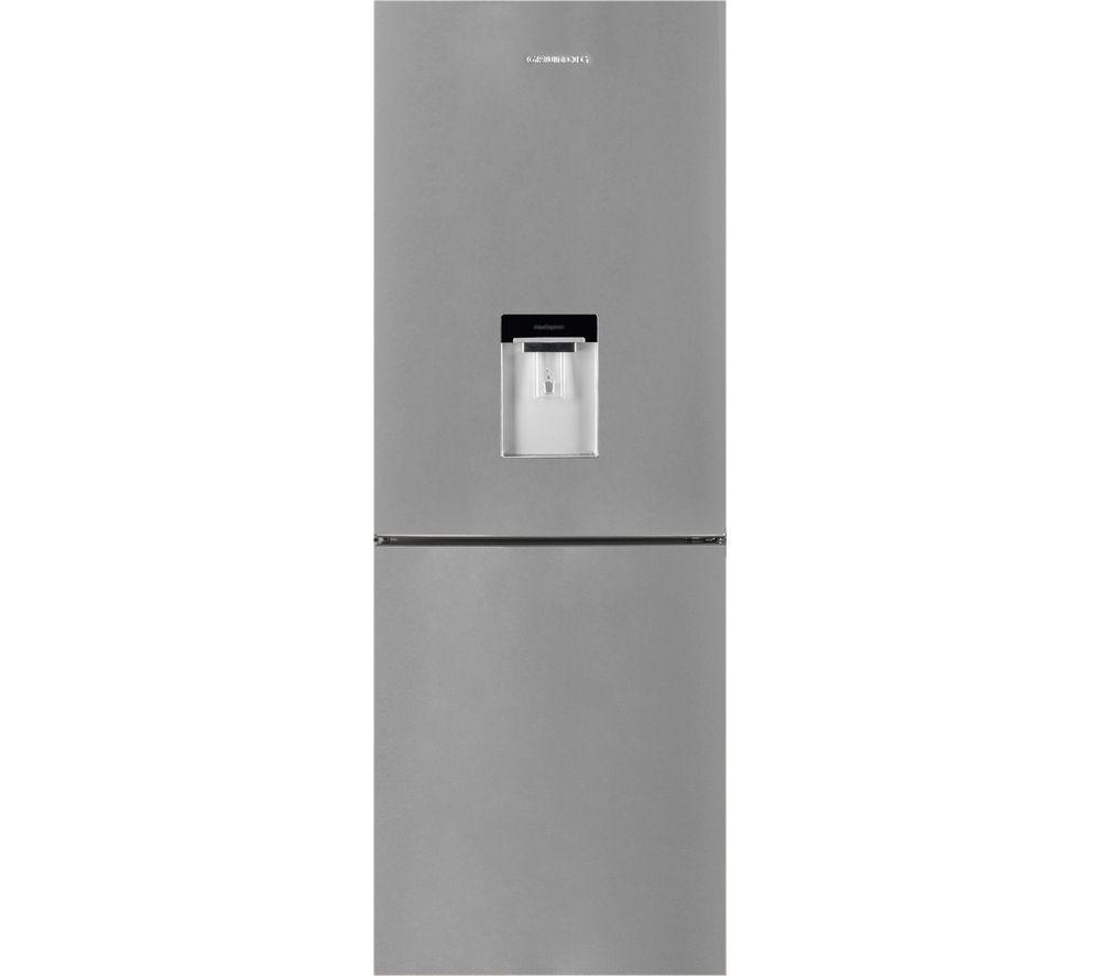 GRUNDIG  GKN16715DX Fridge Freezer - Stainless Steel, Stainless Steel