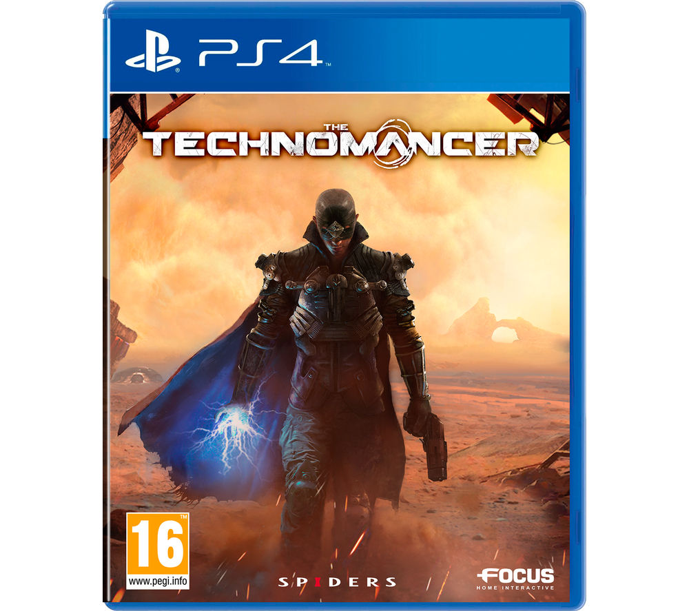 Photo of Playstation 4 the technomancer