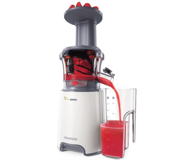 Kenwood Slow Juicer Jmp601wh : Buy KENWOOD PureJuice JMP601WH Juicer - White Free Delivery Currys