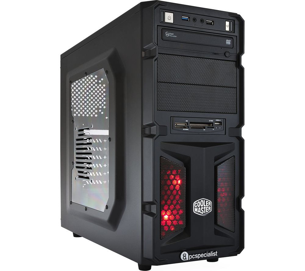 PC SPECIALIST Vortex Cyclone III Gaming PC