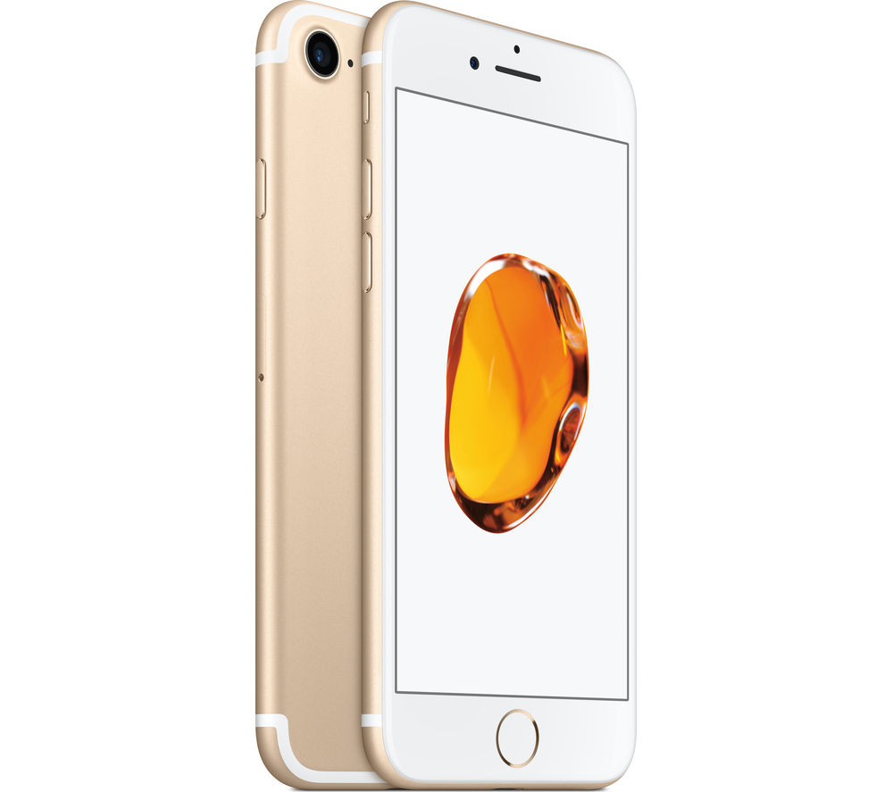 apple iphone 7 gold 32 gb deals pc world. Black Bedroom Furniture Sets. Home Design Ideas
