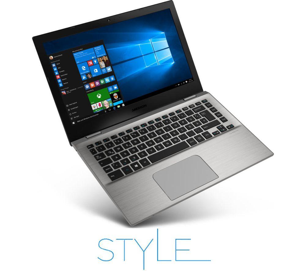 """MEDION AKOYA S3409 13.3"""" Laptop - Silver"""
