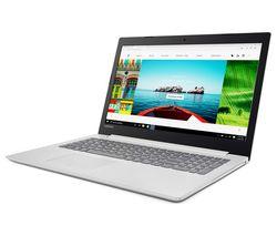 "LENOVO IdeaPad 320 15.6"" Laptop - Blizzard White"