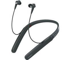 SONY WI-1000XB.CE7 Wireless Bluetooth Noise-Cancelling Headphones - Black