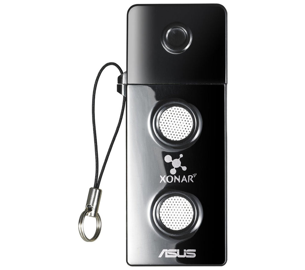 ASUS Xonar U3 USB 2.0 Sound Card