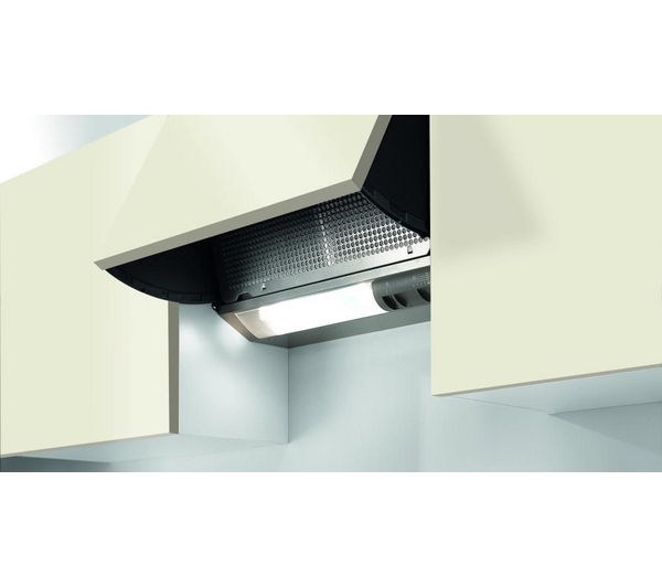 Integrated Cooker Hood ~ Buy neff d gb integrated cooker hood silver free