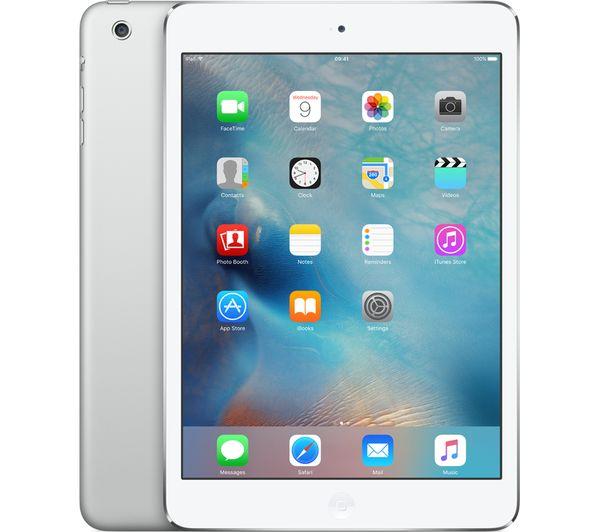 An image of APPLE iPad mini 2 - 16 GB, Silver