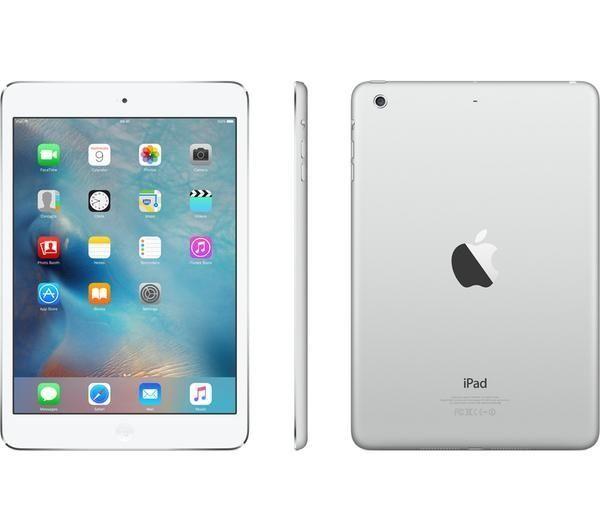 Apple Ipad Mini 2 16 Gb Silver Deals Pc World