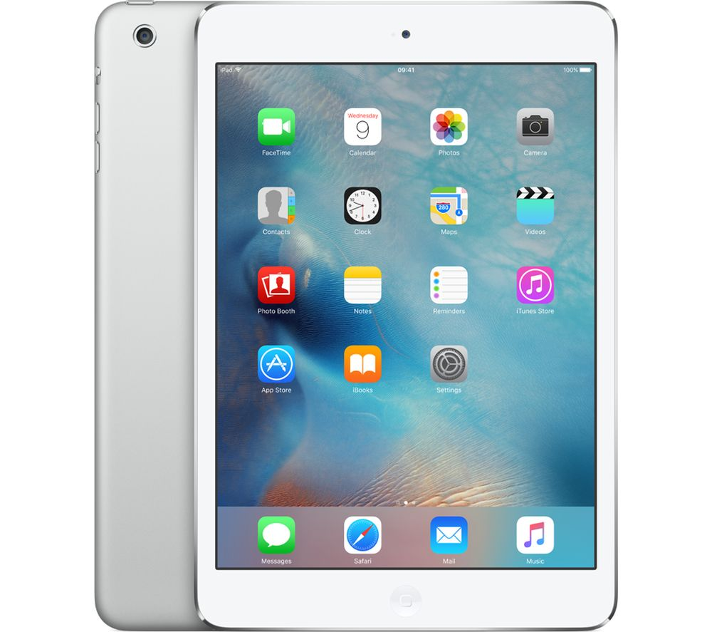 Image of Apple iPad mini 2 - 16 GB, Silver, Silver