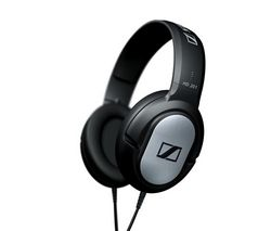 SENNHEISER HD 201 Headphones - Black