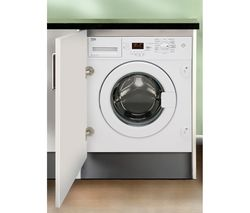 BEKO Select Wi1483 Integrated Washing Machine - White