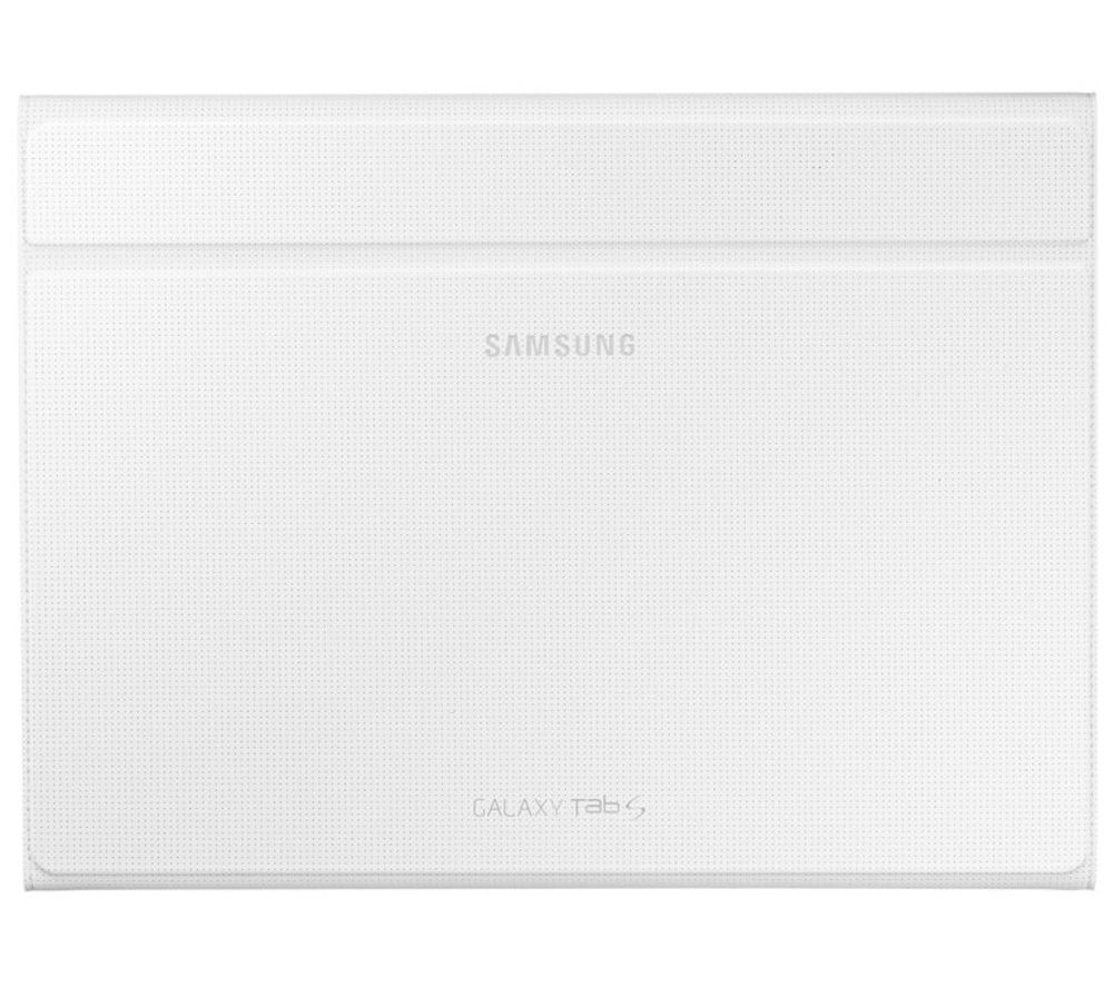 Tab S Book Cover White ~ Samsung tab s quot book cover white deals pc world