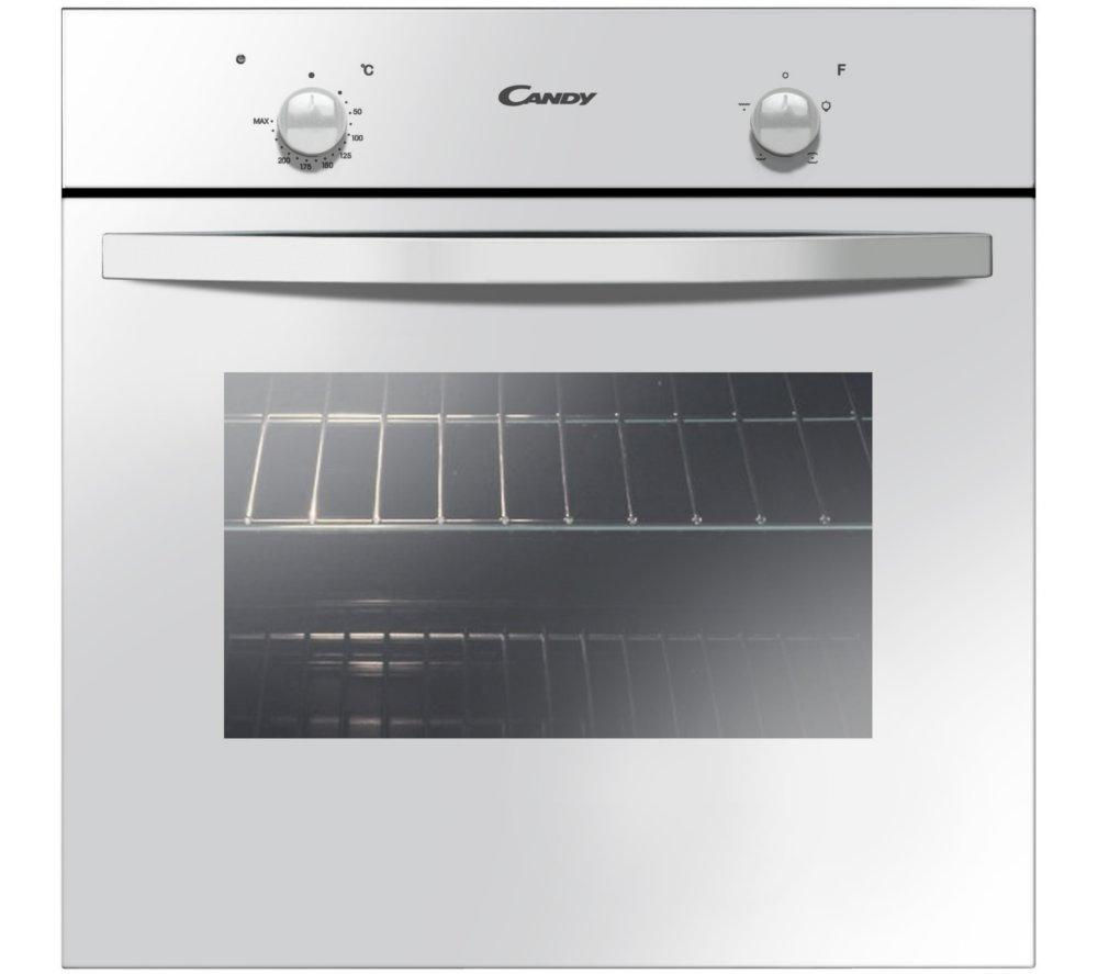 CANDY FST201/6W Built-in Electric Oven - White