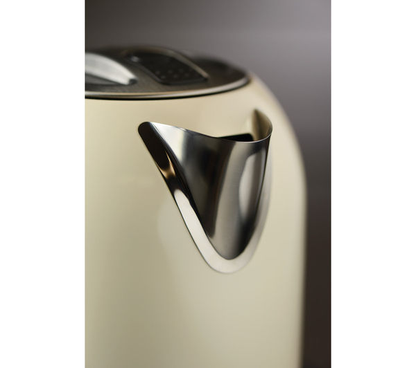 Buy KITCHENAID 5KEK1722BAC Jug Kettle  Almond Cream  Free Delivery  Currys # Kitchenaid Jug Kettle