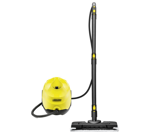 karcher sc 3 premium continuous steam cleaner yellow. Black Bedroom Furniture Sets. Home Design Ideas