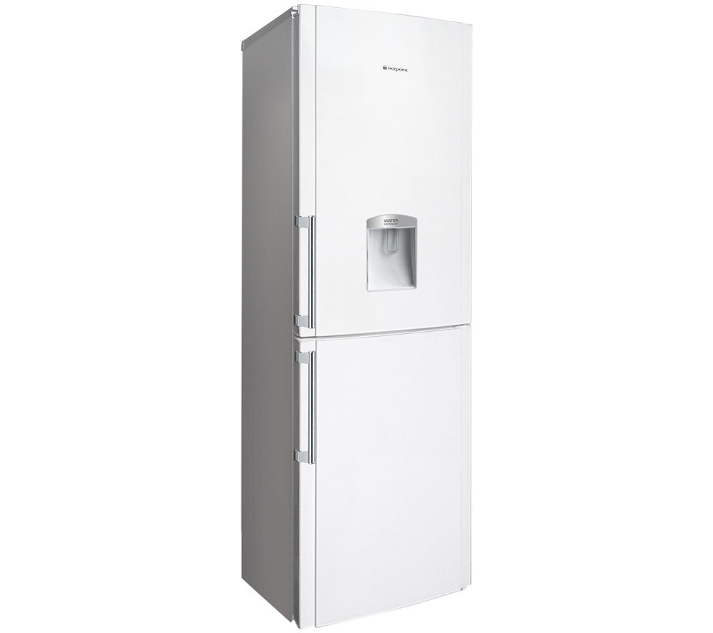 HOTPOINT  FFLAA58WDW Fridge Freezer  White White