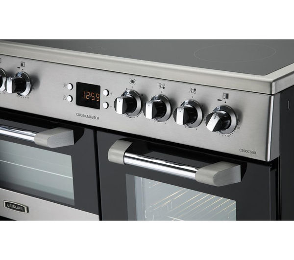 Leisure Cuisinemaster 90 Electric Ceramic Range Cooker
