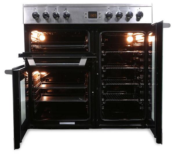 Leisure Cuisinemaster 90 Electric Ceramic Range Cooker