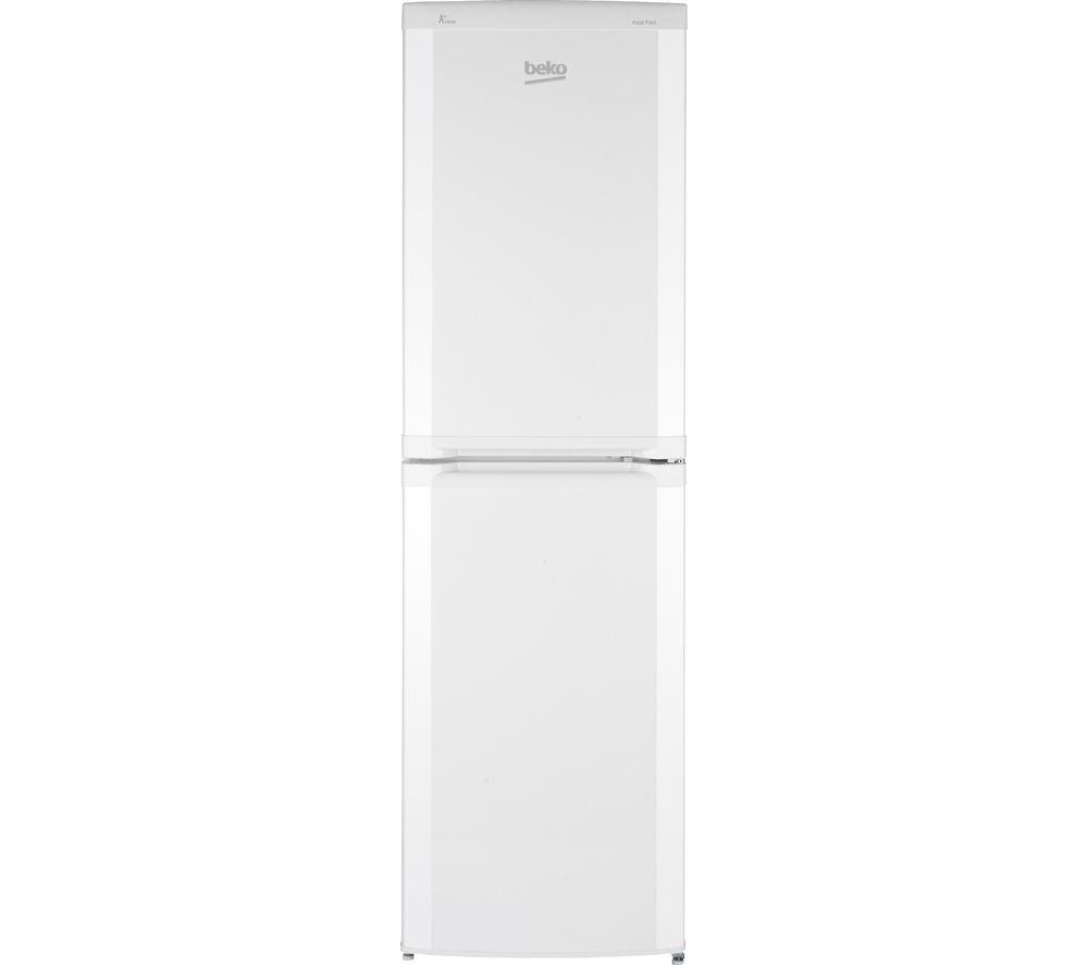 BEKO CF5834APW Fridge Freezer - White