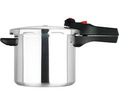 PRESTIGE Smartplus 6-litre Pressure Cooker - Aluminium