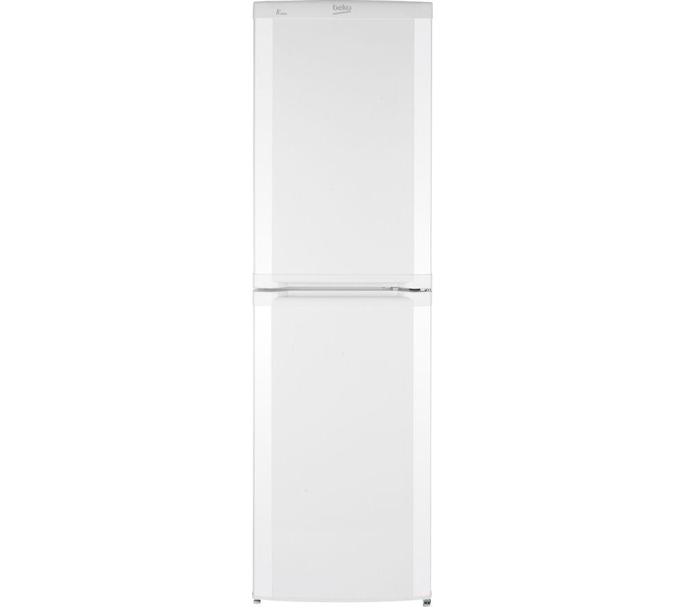 BEKO CS5824W Fridge Freezer - White