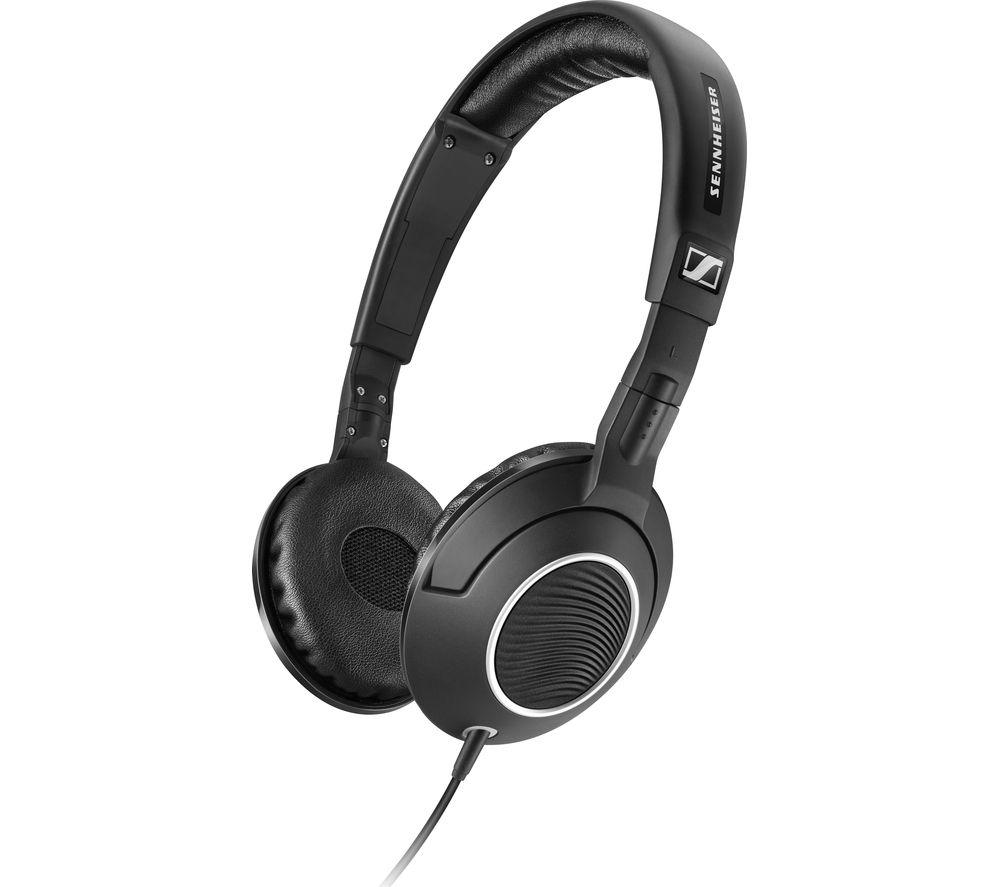 Click to view more of SENNHEISER  HD 231i Headphones - Black, Black