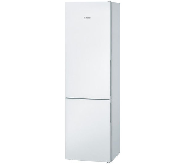 BOSCH  Classixx KGV39VW32G Fridge Freezer - White +  SMS40T32GB Full-size Dishwasher - White
