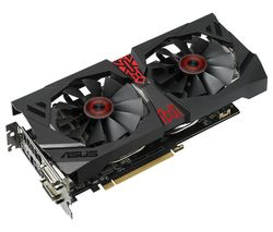 ASUS STRIX R9 380 OC Gaming Graphics Card