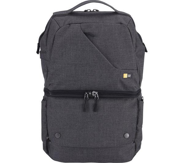 Image of CASE LOGIC FLXB-102 Reflexion Lifestyle DSLR Backpack - Grey
