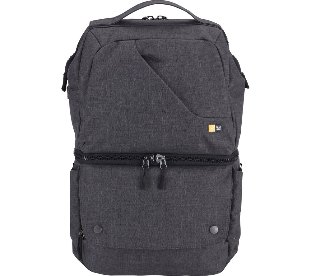 CASE LOGIC  FLXB-102 Reflexion Lifestyle DSLR Backpack - Grey, Grey