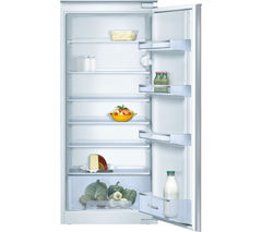 BOSCH Serie 2 KIR24V20GB Integrated Tall Fridge
