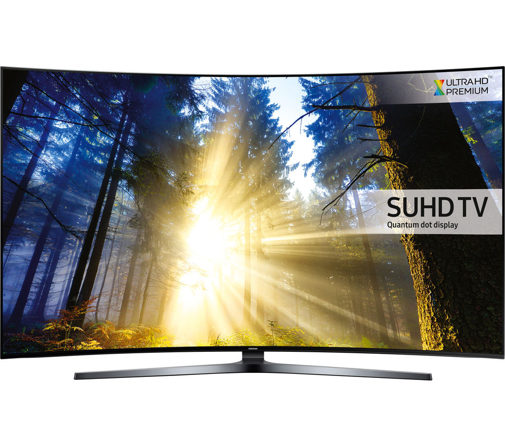 "Samsung UE88KS9800 Smart 4K Ultra HD HDR 88"" Curved LED TV"