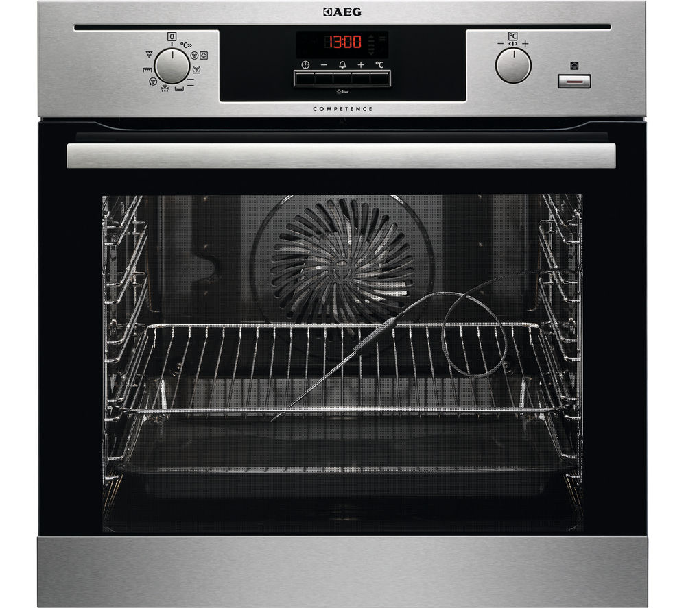 AEG  Steambake BE500452DM Electric Oven  Stainless Steel Stainless Steel