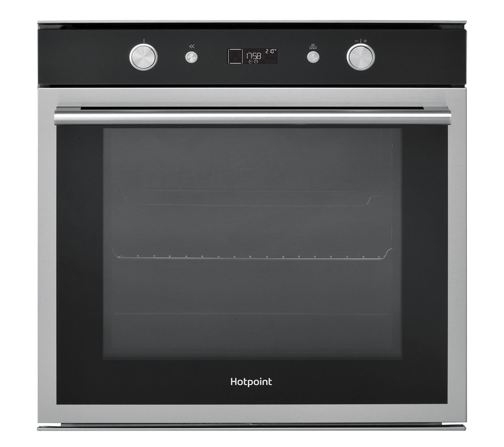 HOTPOINT  SI6 864 SH IX Electric Oven  Stainless Steel Stainless Steel