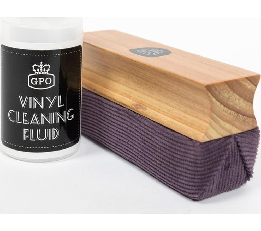 Image of GPO Vinyl Cleaning Kit