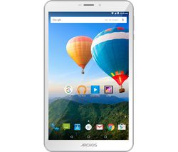 "ARCHOS 80d Xenon 8"" Tablet - 16 GB, White"