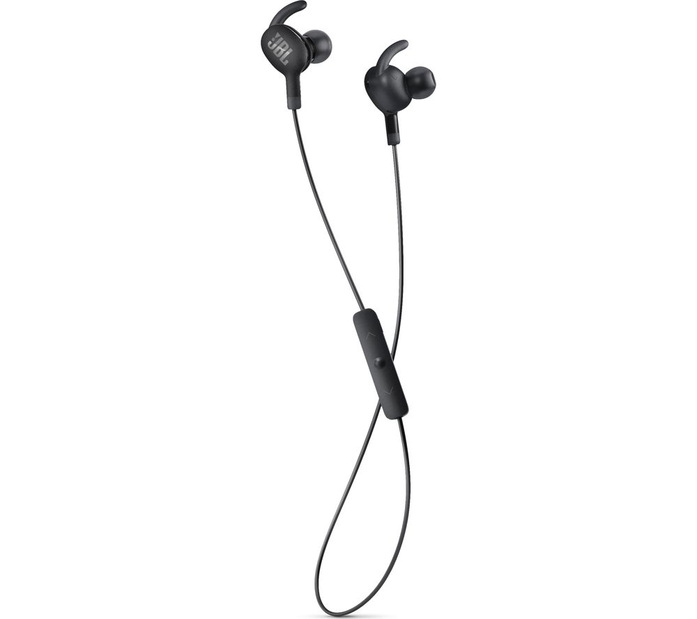 Click to view more of JBL  Everest 100 Wireless Bluetooth Headphones - Black, Black
