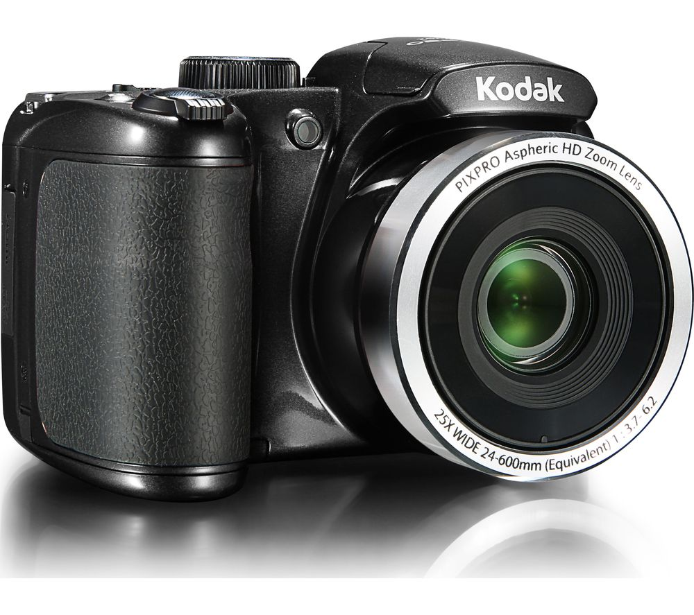 KODAK PIXPRO AZ252-BK Bridge Camera - Black
