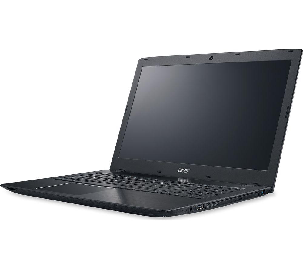 acer aspire e5 575 15 6 laptop black deals pc world. Black Bedroom Furniture Sets. Home Design Ideas