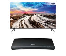 "SAMSUNG UE65MU7070 65"" Smart 4K Ultra HD HDR LED TV"
