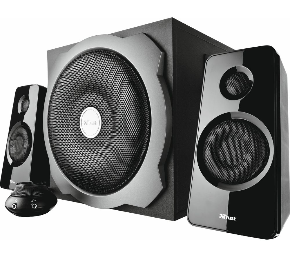 Trust Tytan 2.1 Pc Speakers.