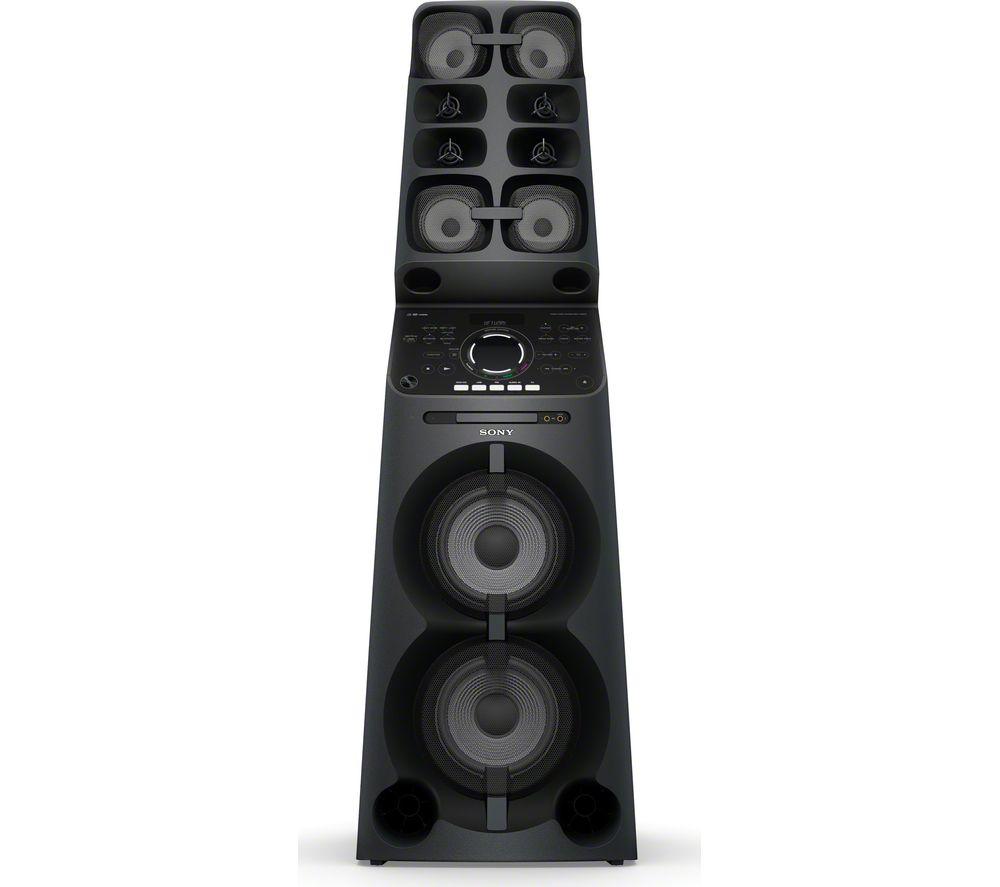 SONY High Power MHC-V90DW Smart Sound Hi-Fi System - Black