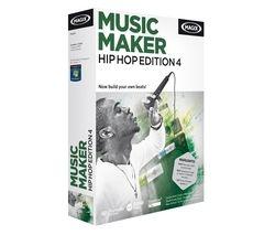 MAGIX Music Maker Hip Hop 4