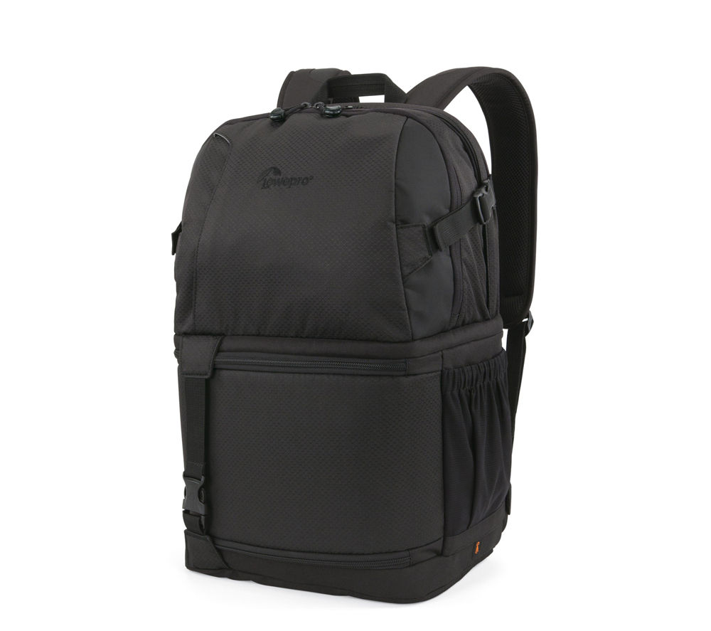 LOWEPRO Fastpack 350AW DSLR Camera Backpack - Black
