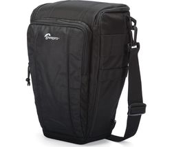 LOWEPRO Toploader 55 AW II DSLR Camera Bag - Black