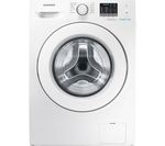 SAMSUNG WF80F5E0W2W Washing Machine - White
