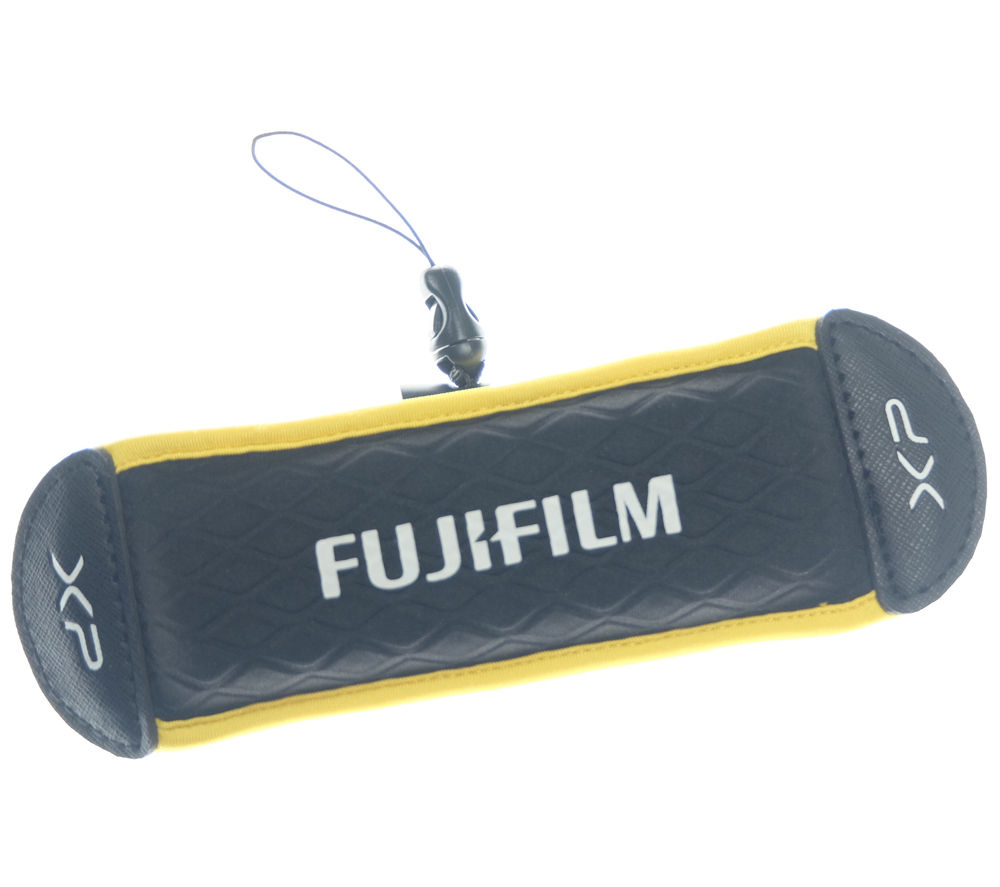 FUJIFILM XP Float Strap - Yellow