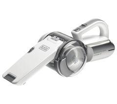 BLACK & DECKER Compact Pivot PV1820L-GB Handheld Vacuum Cleaner - Dark Titanium