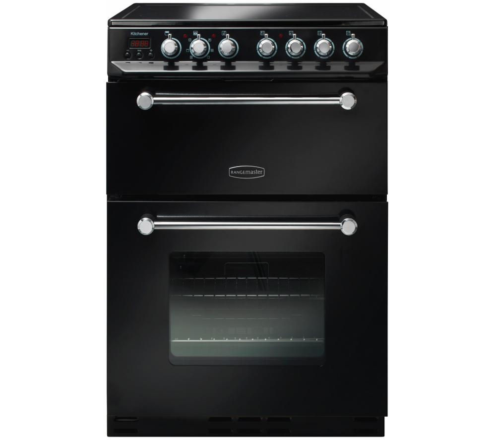 Rangemaster professional 60 electric ceramic cooker